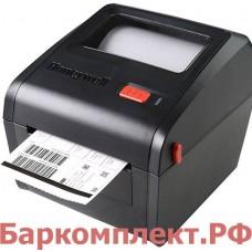 Honeywell PC42d принтер штрих-кодовых этикеток