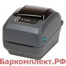 Zebra GX-430t 300 dpi принтер штрих-кодовых этикеток