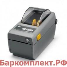 Zebra ZD-410 принтер штрих-кодовых этикеток